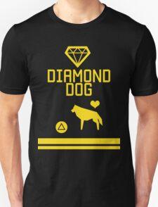 DD - Press △ to love dog Unisex T-Shirt