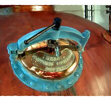 Glenfarclas Pot Still Lid by Ian Gray