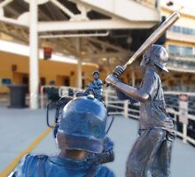 """Batter Up"" by Steve Hunter"