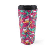 Candy shop pattern Travel Mug