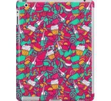 Candy shop pattern iPad Case/Skin