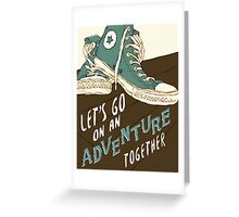 Adventure Together Greeting Card