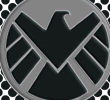 Shield Logo Sticker