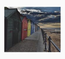 Mundesley Beach Huts Kids Clothes