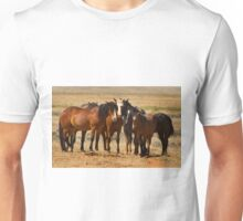 Group Portrait-Signed-#9029 Unisex T-Shirt