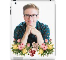 Tyler Oakley ft. Flowers iPad Case/Skin