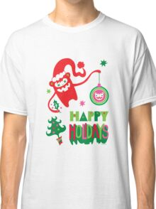 Monster Holidays Classic T-Shirt