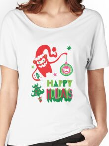 Monster Holidays Women's Relaxed Fit T-Shirt