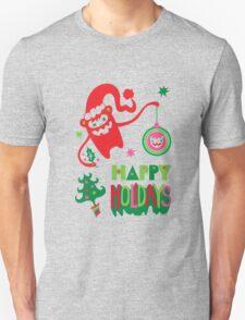 Monster Holidays T-Shirt