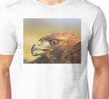 Red Tail Hawk - Family:  Accipitriformes Unisex T-Shirt