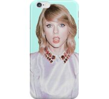 Surprise face Taylor Swift iPhone Case/Skin