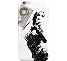 Harley Quinn Cassette Tape Art iPhone Case/Skin