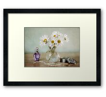Favourite things Framed Print