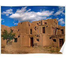 South Pueblo, Taos Poster