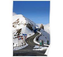 Snowtime in Austria Poster