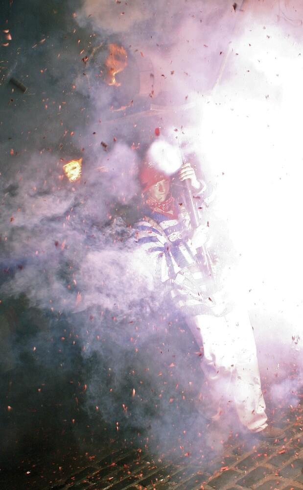 Barrel Boy (Lewes Bonfire 2010) by JJFA