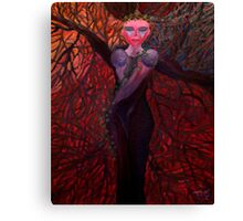 Mirabell Canvas Print