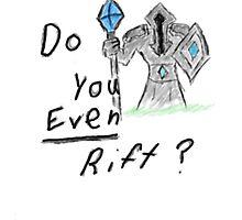 Rift Bro? by megaminecraft9