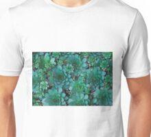 Hens And Chicks - Digital Art  Unisex T-Shirt
