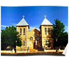 San Albino Church, Mesilla, New Mexico Poster