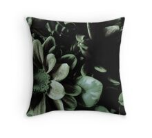 FLORA 4 Throw Pillow