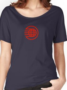Epcot Spaceship Earth Dark Women's Relaxed Fit T-Shirt