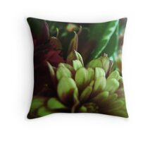FLORA 8 Throw Pillow