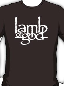 LAMB OF GOD Metal Band T-Shirt