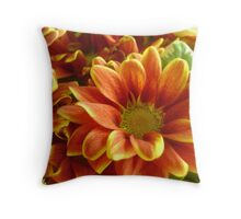 FLORA 11 Throw Pillow