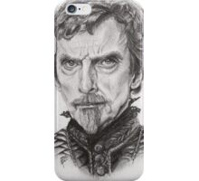 Cardinal Richelieu from The Musketeers! iPhone Case/Skin