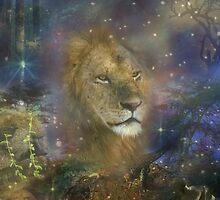Lion King of Jungle Beasts by Barbara Landrith