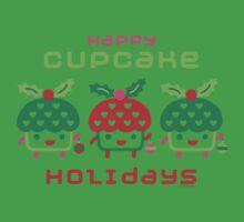 Cupcake Holidays Kids Clothes