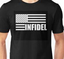 American Infidel (Black) Unisex T-Shirt