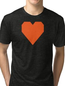 Giants Orange  Tri-blend T-Shirt