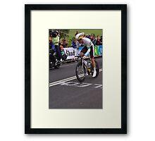 Michael Rogers Framed Print