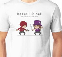 Hassell & Hall: International Assassins Unisex T-Shirt