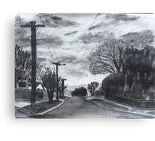 Dannock Street Canvas Print