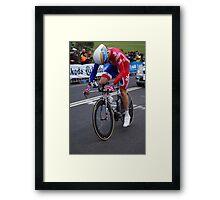 David Millar  Framed Print