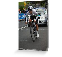 Richie Porte Greeting Card