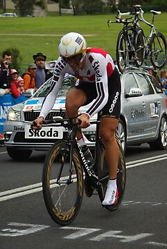 Fabian Cancellara by Steven Weeks