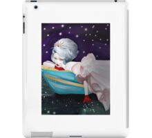 the star tarot card  iPad Case/Skin