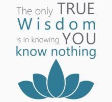 True Wisdom by CharityDawnArt