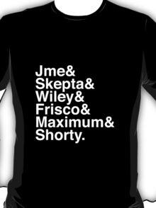 bbk Members list T-Shirt