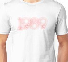 Taylor Swift's 1989 Tour Merch Unisex T-Shirt