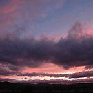 Purple sunset by Rachel81