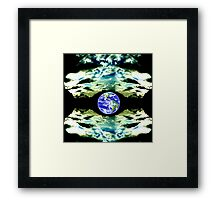 In The Night We'll Wish This Never Ends.... Framed Print