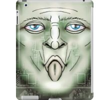 Expressions - ?? iPad Case/Skin