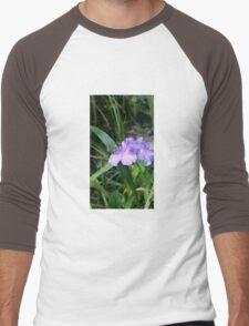 Flower - Morning Waking I Men's Baseball ¾ T-Shirt
