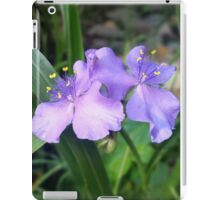 Flower - Morning Waking I iPad Case/Skin