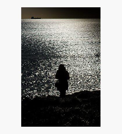 The Coastwatcher Photographic Print